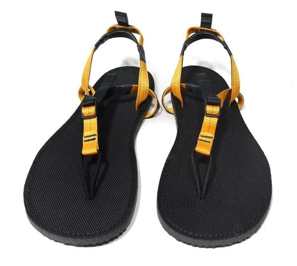 Earthquake Sandals: Spare Shoes for River Crossings