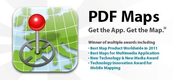 GPS Phone Apps & 25K Vicmaps
