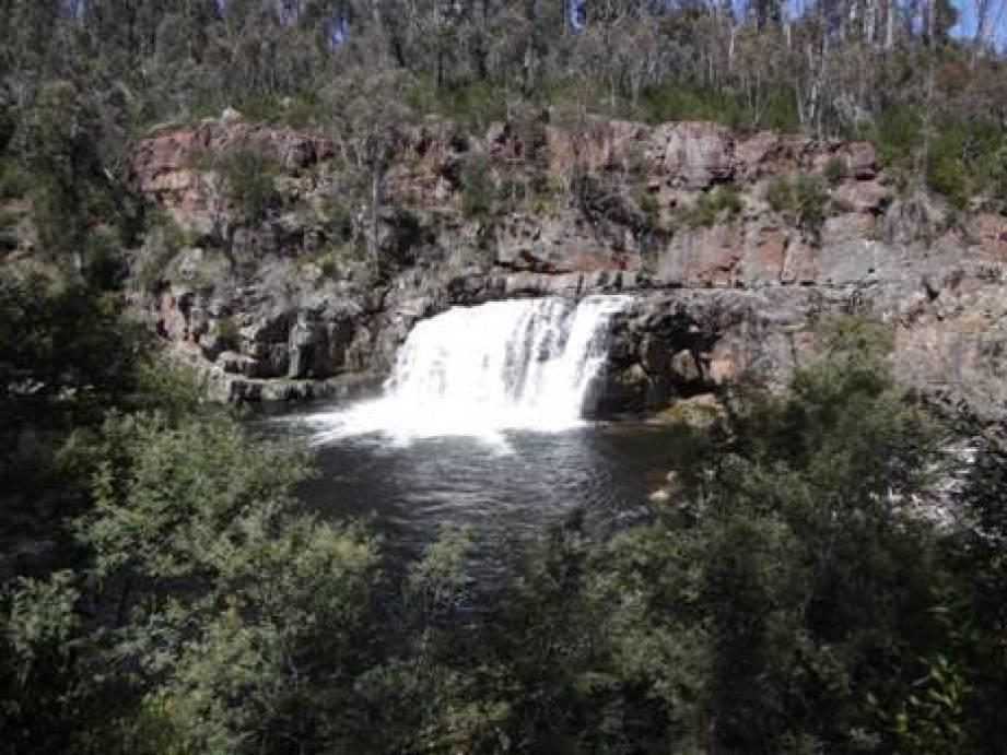 Moroka Falls, Snowy Bluff Wilderrness