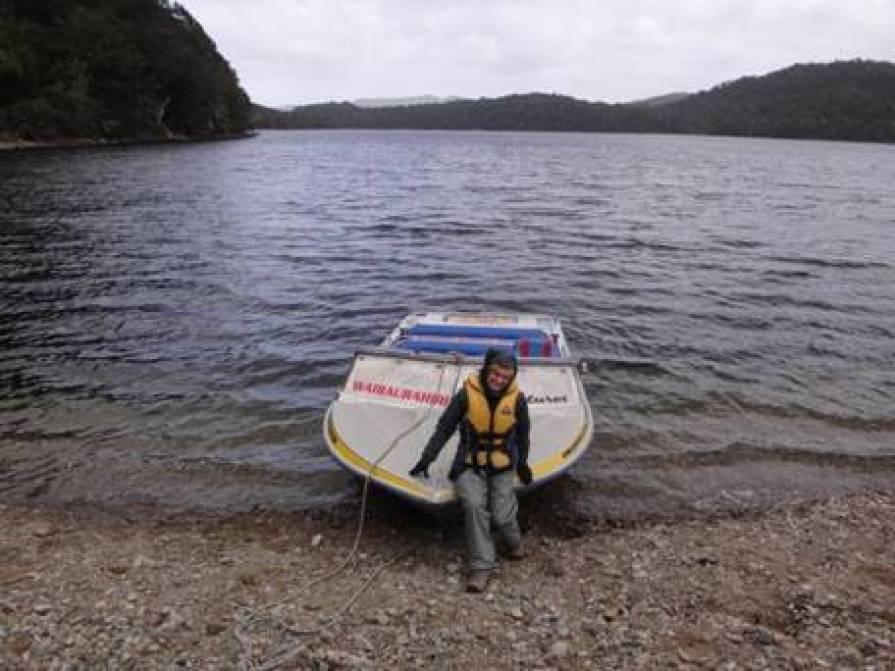 Teal Bay, Lake Hauroko