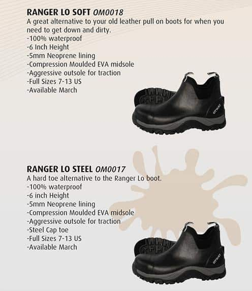 Wet Weather Pull-On Boots
