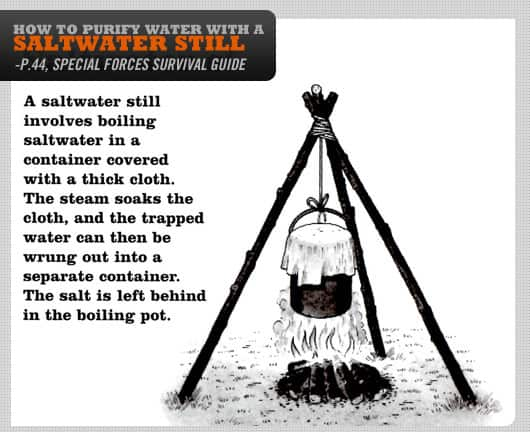 Water: Survival Still