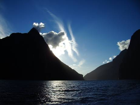 Fiordland April 2007