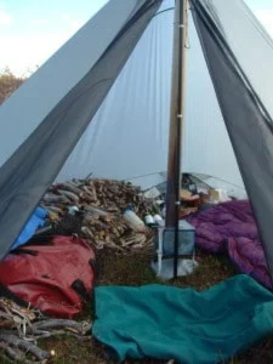 Titanium Goat Vertex Tent with Stove