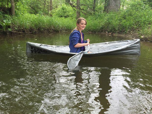 DIY/Emergency watercraft: