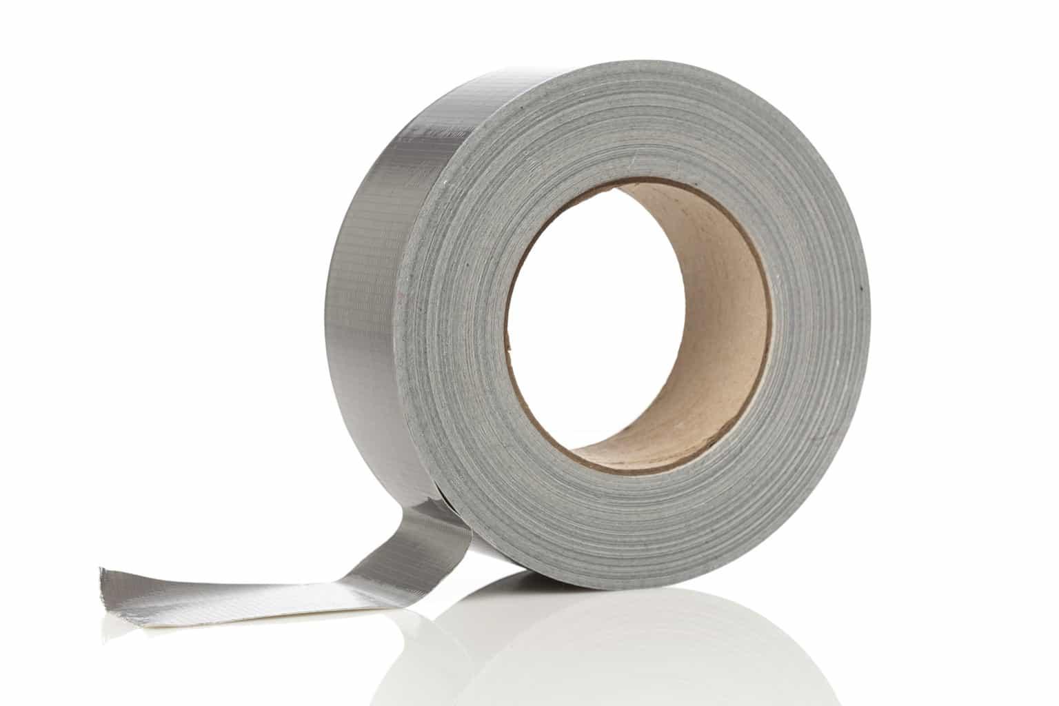 Duct tape Raft: