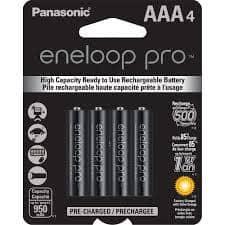 Eneloop Pro AAA Battery:
