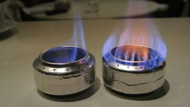 Soda Can Stove Mark 2: