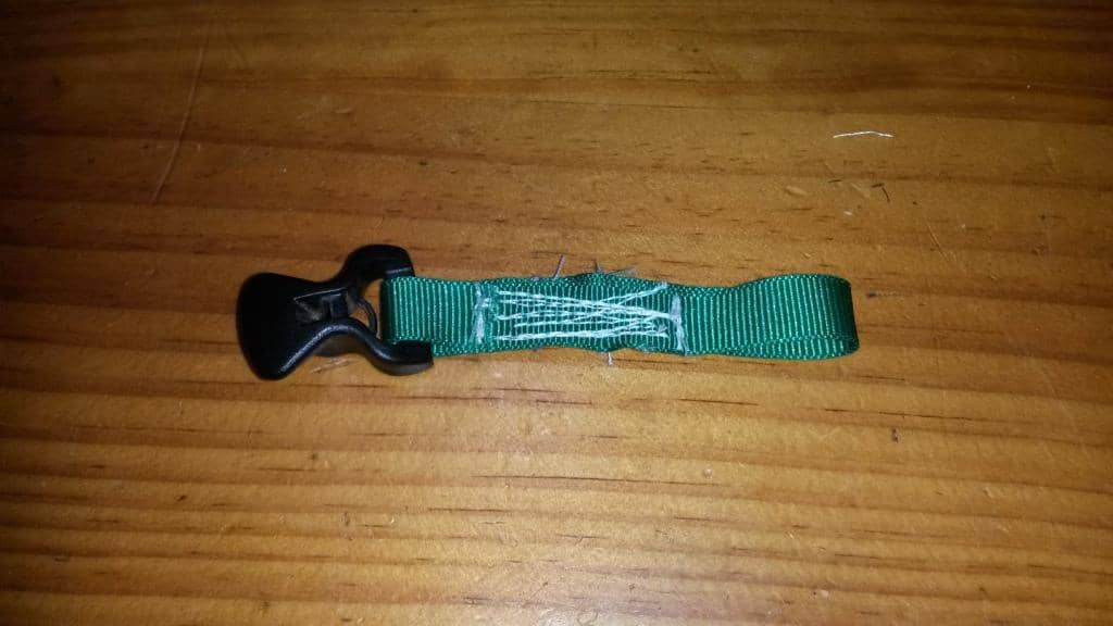 Attaching Tie Downs to Your Pack: