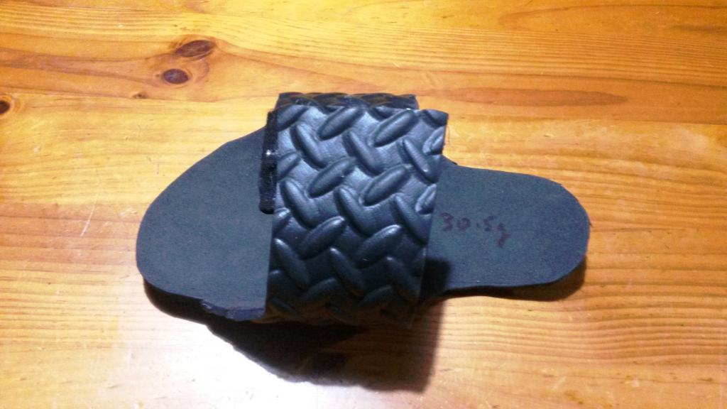 Toughened Foam Flip Flop 30 grams: