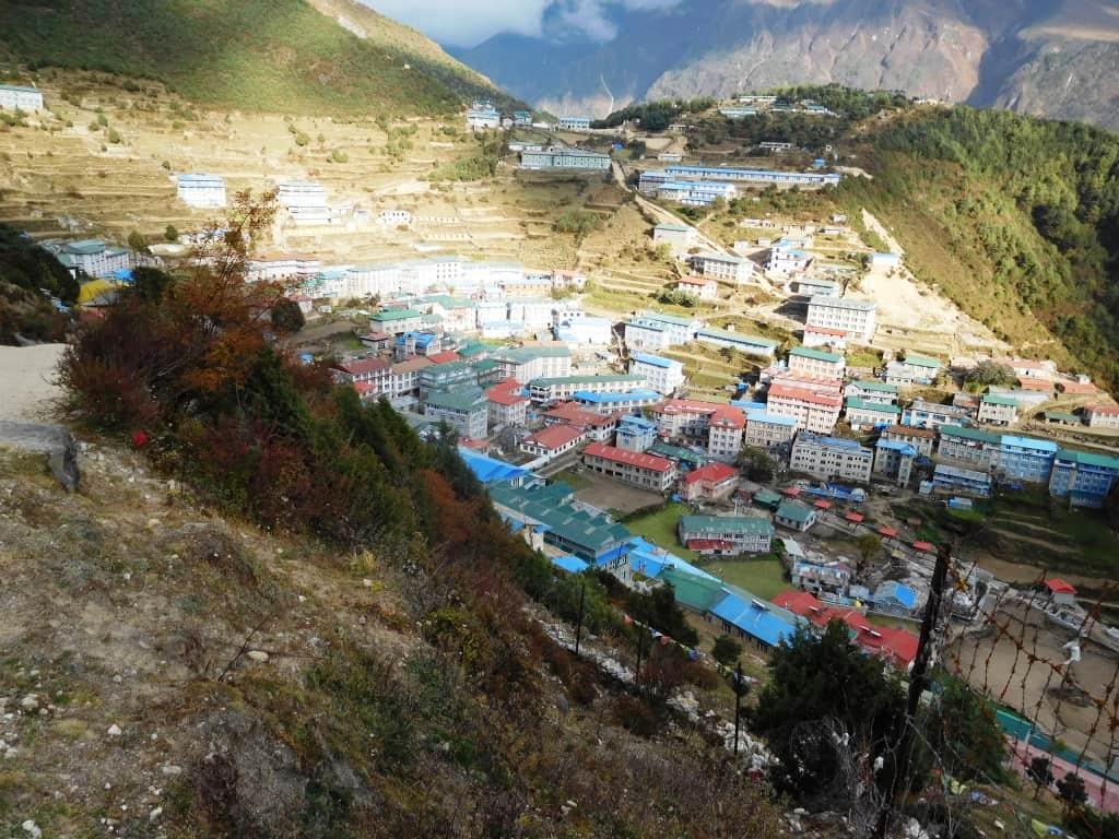 Pneumonia: Running Out of Puff: Everest Base Camp Trek #6
