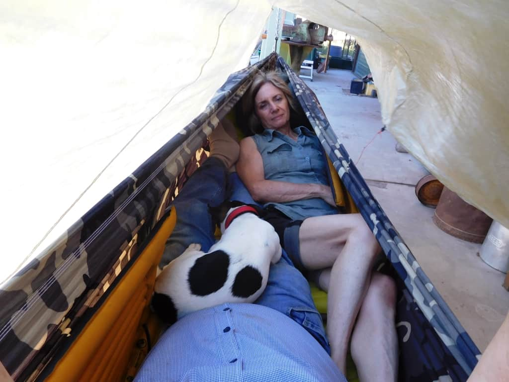 Hammock Camping – Double Bunking: