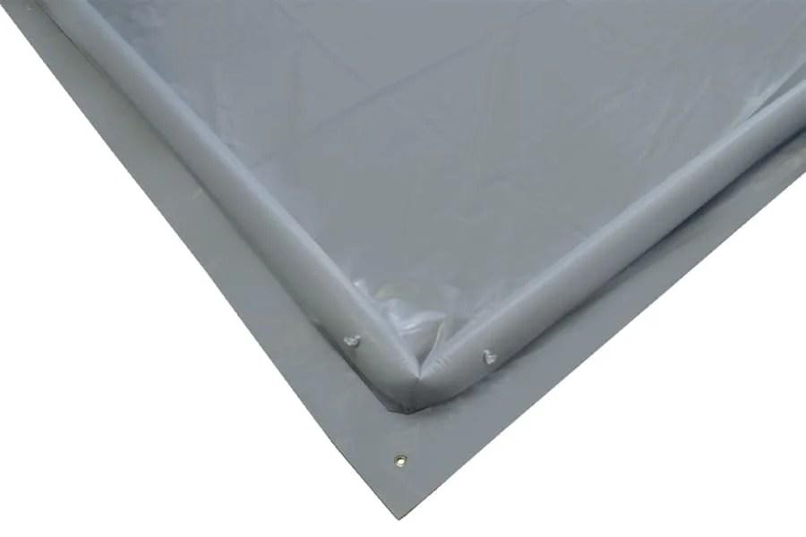 Inflatable Bathtub Groundsheet: