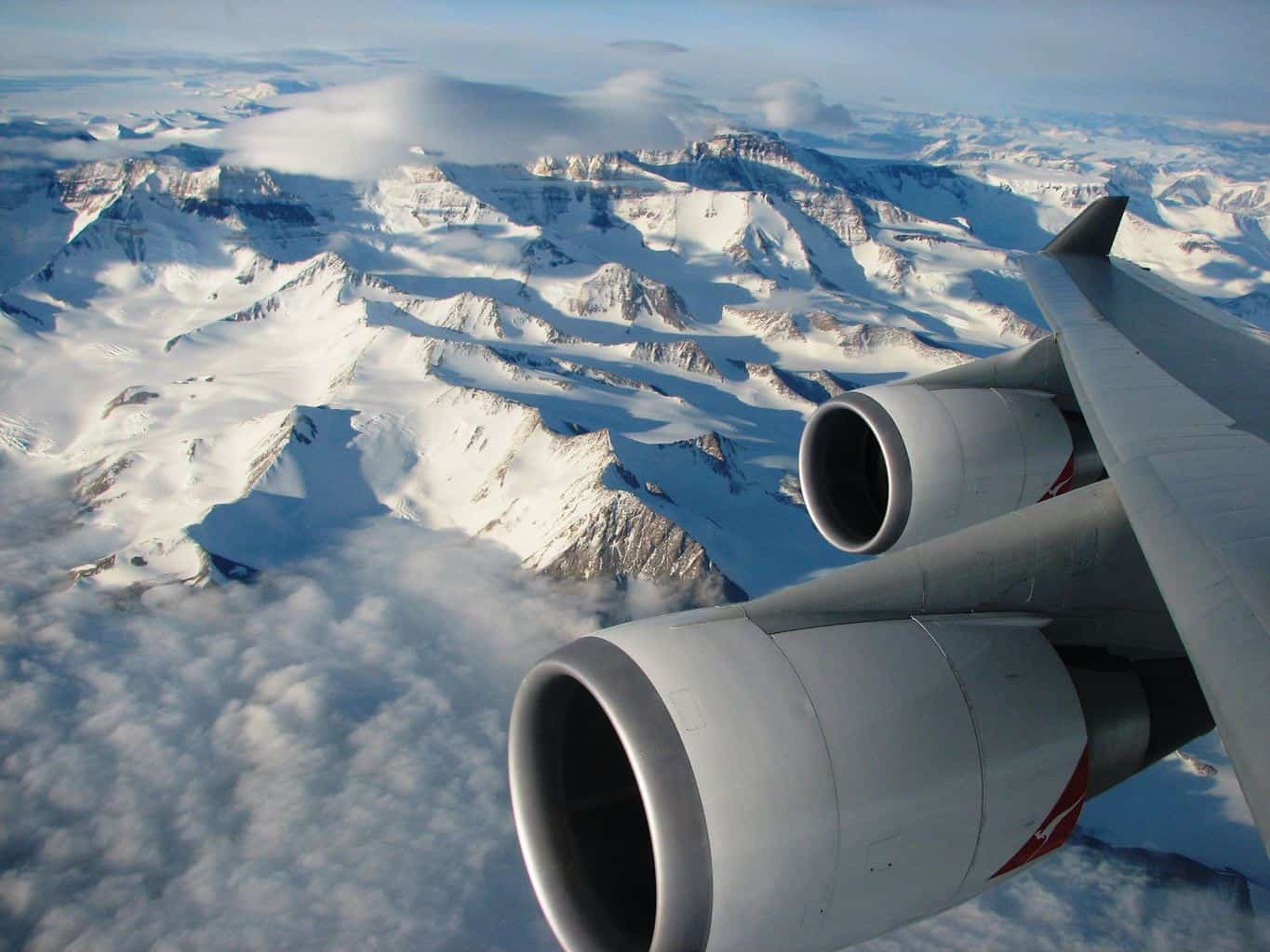 Antarctic Flights from $1199: