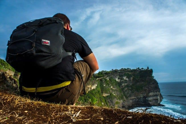 How to Travel Around the World With Just a 20lb Backpack: