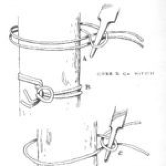 Wire Tricks: Cobb and Co Hitch |