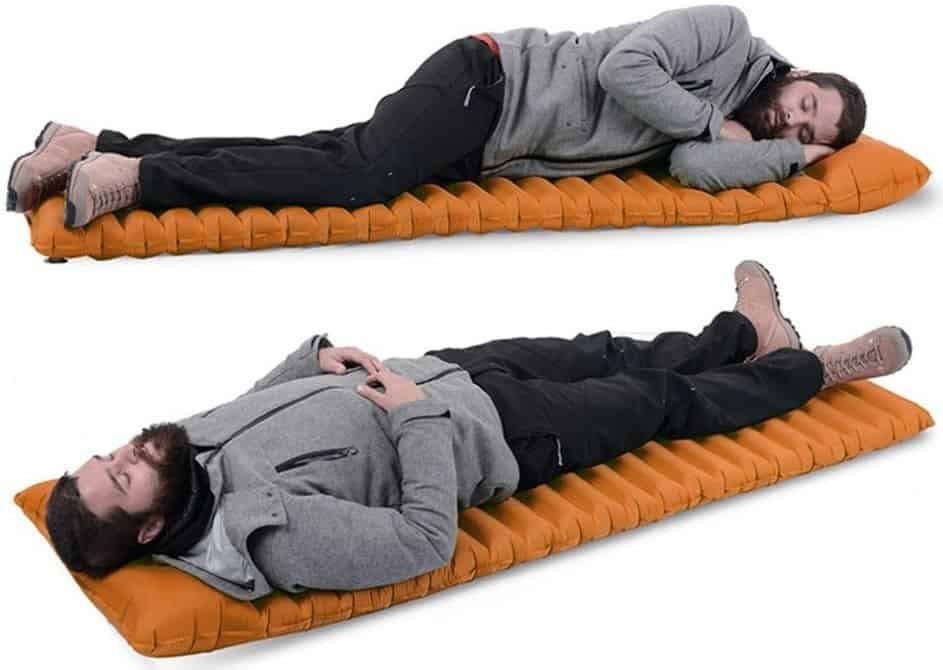 Make Your Sleeping Pad Warmer