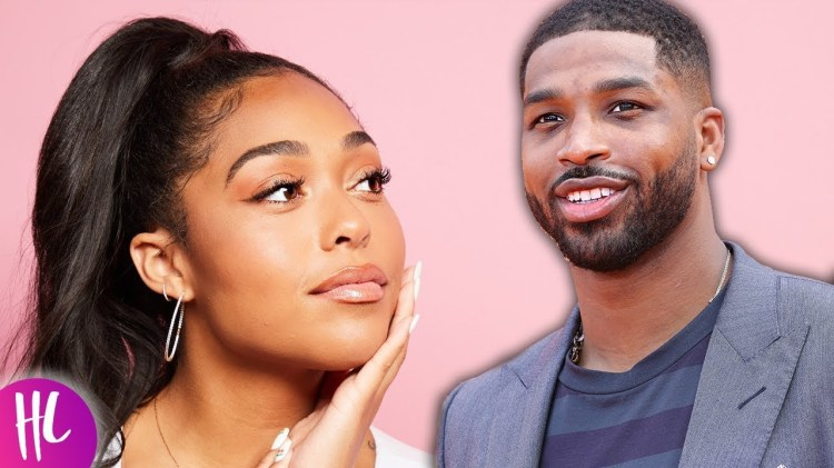 Jordyn Woods Breaks silence on Tristan Thompson Hook up in ...