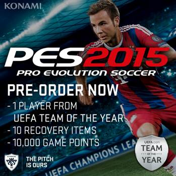 e-XPRESS INTERACTIVE RELEASES PES 2015 PRICING