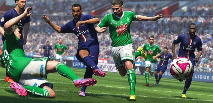 Pro Evolution Soccer 2015 will release on 13th November for PC, PlayStation 4, PlayStation 3, Xbox One and Xbox 360.