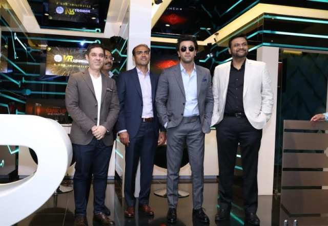 PVR Cinemas launches Asia's first Virtual Reality Lounge
