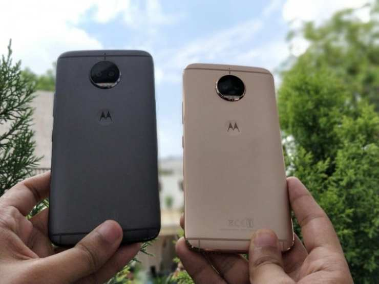 Moto G5S and G5S Plus launched in India for INR 13,999 and INR 15,999