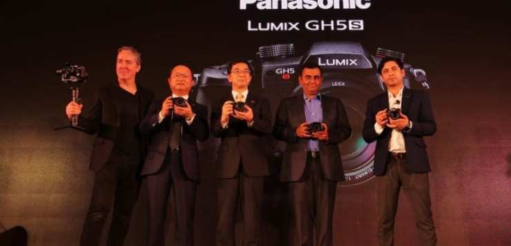 Panasonic introduces GH5S, world's first cinema 4K video recording camera