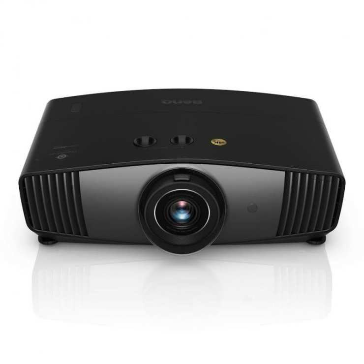 BenQ 4K home cinema projectors W2700 and W5700