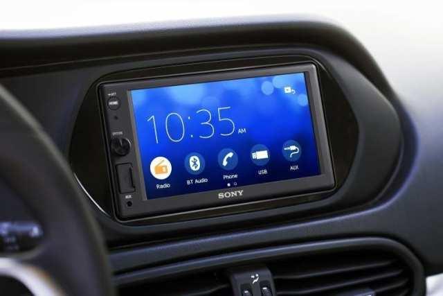 Sony XAV-AX1500