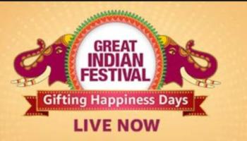 Amazon Gifting Happiness Days