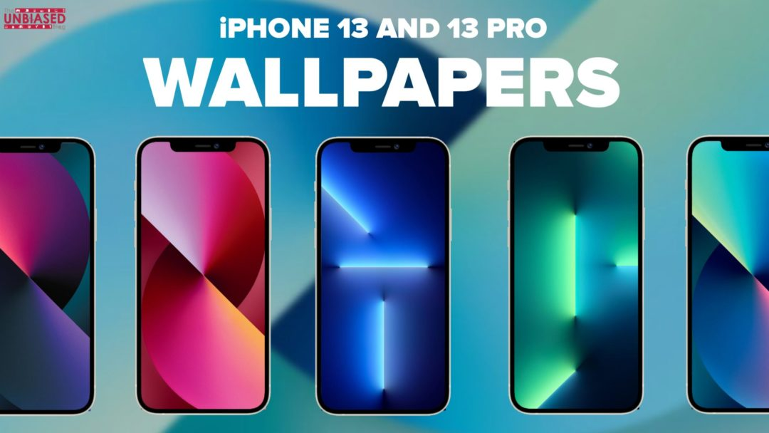 Download iPhone 13 and 13 Pro Stock Wallpapers