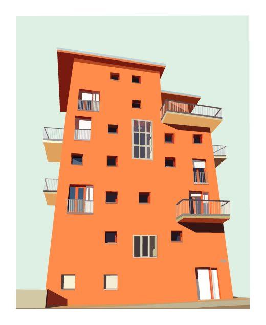59- Building Illustration