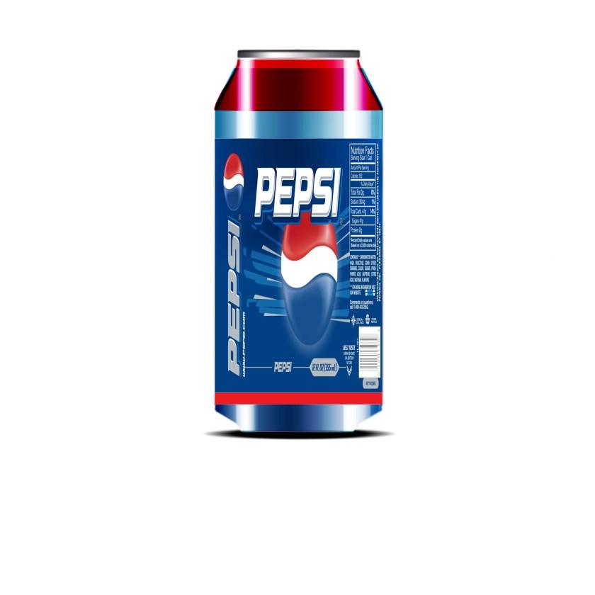 45- Soda Can Model