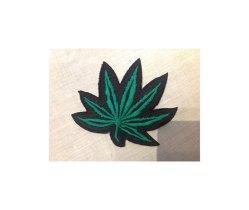 Cammabis Leaf Patch