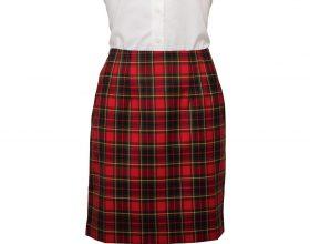 New relco tartan skirts