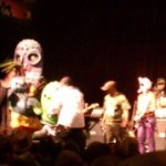 Paying Respects to President Clinton – Review of George Clinton & Parliament Funkadelic at House of Blues Boston