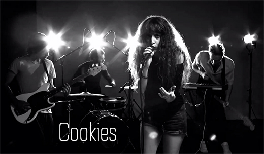 "Cookies - ""Music For Touching"""