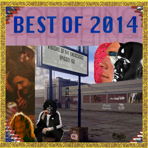 Episode 59 – Top 21 Albums of 2013 (Artwork - D.Hixon)