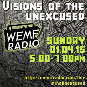 Episode 64 - WEMF Visions - 01/04/15