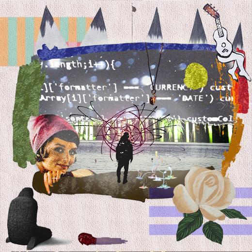 Episode 85 – Top 21 Albums of 2015 (Artwork - D.Hixon)