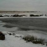 A snowy Lochan Hearadh