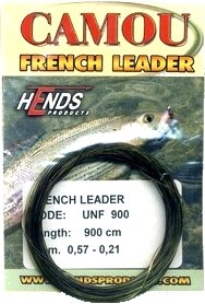 Hends French leader