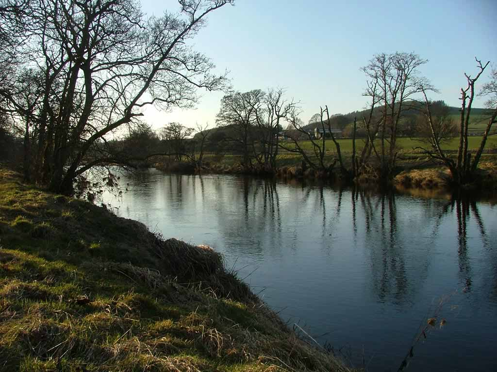 Last day for the Ladies: River Tweed 25th March 2011