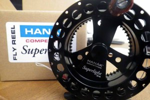 Hanak Superlight 34 reel
