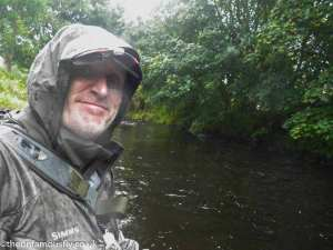 Getting wet on the Carron