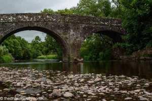 Bridge on River Usk
