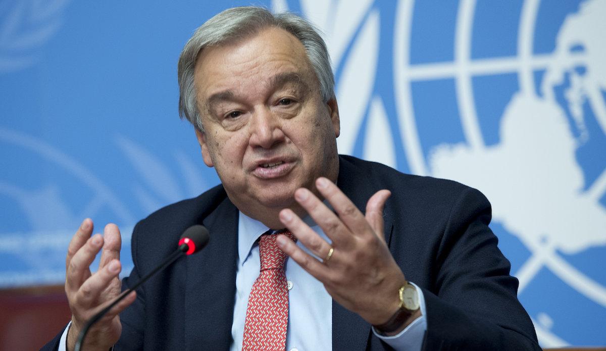 Antonio Guterres, UN Photo / Jean-Marc Ferré
