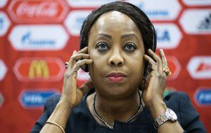 FIFA Secretary General, Fatma Samoura