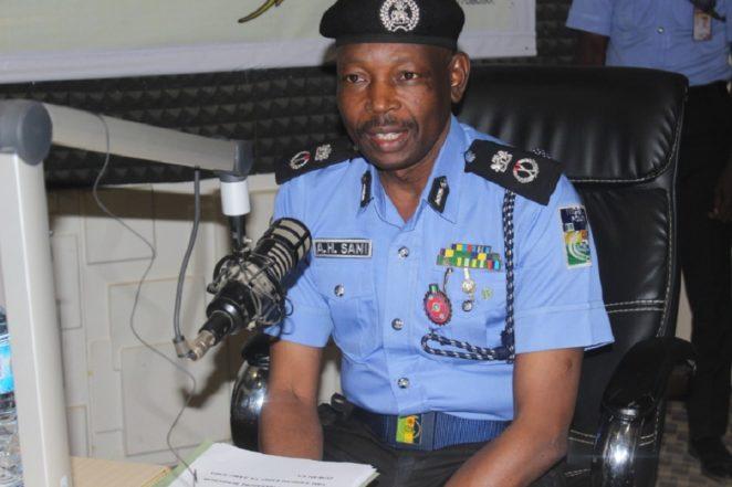 Habu Sani Ahmadu, Kano State Commissioner of Police