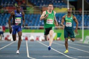 Nambala (L) in action at Rio 2016 Olympic game